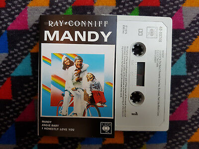 Ray Conniff Mandy Cassette