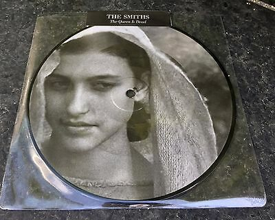 "Smiths - The Queen Is Dead (Ltd Edition Picture 7"")"