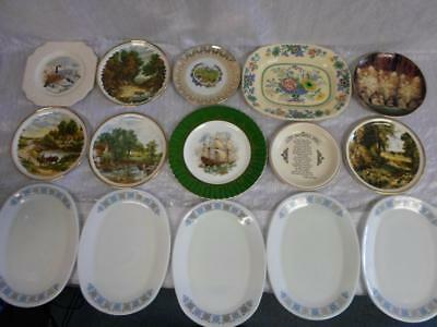 Job Lot of collectable Plates Mason's Pyrex Constable Kittens 0635-JJ-W51