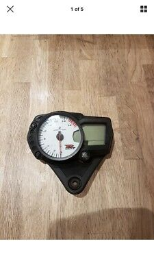 Suzuki Gsxr 750 K6 K7 06 07 Breaking Parts Clocks Speedo Dash Instruments Clock