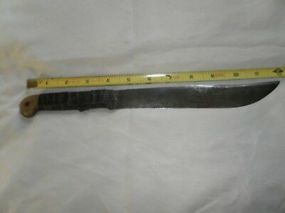 Very Old Naive American Hunting/Fighting Knife