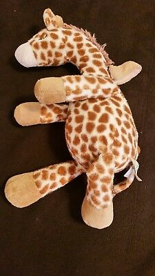 Cloud B Gentle Giraffe Baby Soothing Sound Machine For Crib Car Seats Stroller