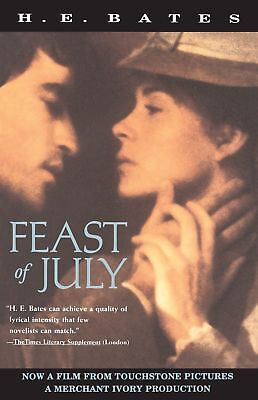Feast of July (1995, Paperback)