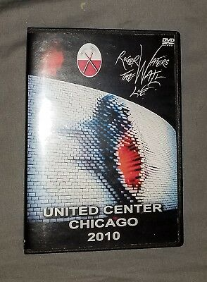 Roger Waters (Pink Floyd) The Wall Live, United Center, Chicago 2010 DVD [NEW]