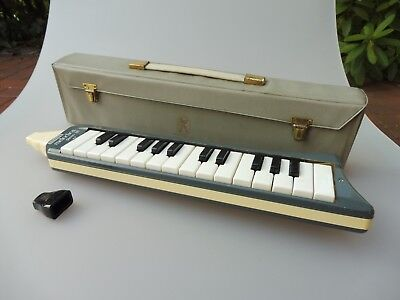 Vintage 60th: HOHNER MELODICA Piano 26 mit Etui