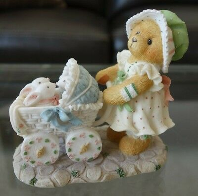 Cherished Teddies Jessica - A Mother's Heart is Full of Love -  1995