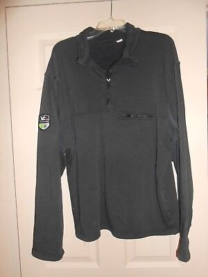 Size Extra Large Dragonwear Flame Resistant Long Sleve Shirt Cat 2 Arc 16 Usa Xl