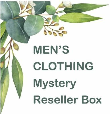 Mysteries Box YouTub Open Box Reseller Mysteries Box MEN'S CLOTHING