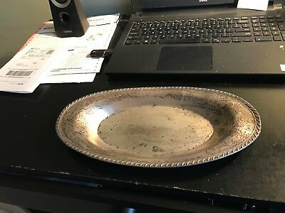 sterling silver dish  235 grams not scrap