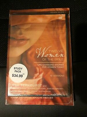 Twelve Women Of The Bible Study Guide Life Changing Stories For