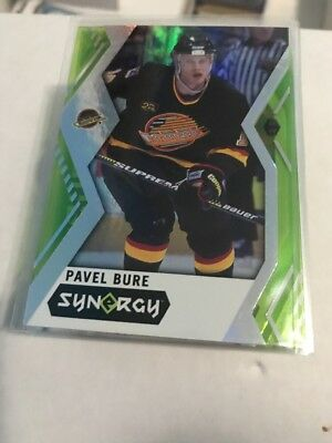 2017-18 Upper Deck Synergy Green parallel you pick, finish your set