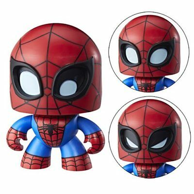 Marvel Mighty Muggs Spider-Man Action Figure New! FREE SHIPPING