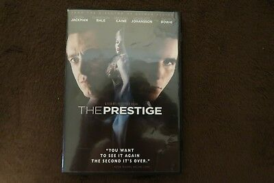 """The Prestige"" DVD (case only)"
