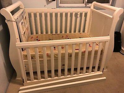Boori Country Collection Baby Cot