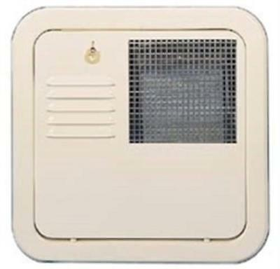 Suburban 4 & 6 Gal. Water Heater Access Door - Colonial White
