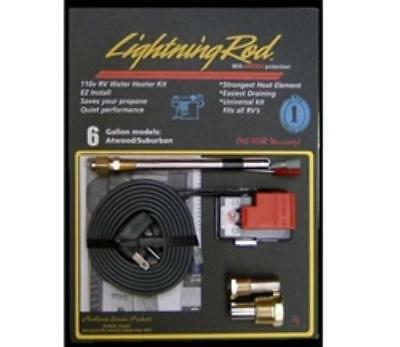 NW Leisure Products LR-425 Universal 110 Volt Water Heater Kit