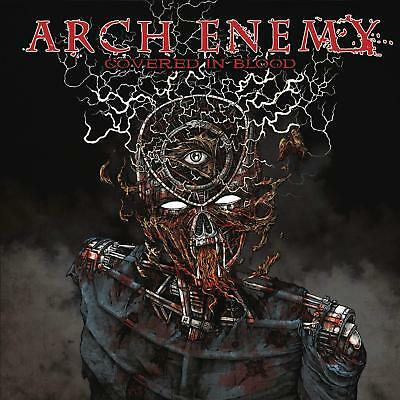 Covered In Blood by Arch Enemy Melodic death Metal Audio CD 190759198629 NEW