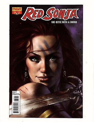 Red Sonja #79 (2013, Dynamite) FN Lucio Parrillo Cover She-Devil with a Sword