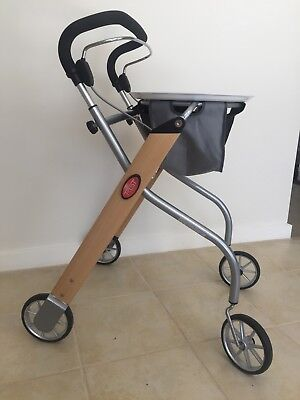 Walker - Trust Care Indoor Rollator / Mobility disability aid walking frame