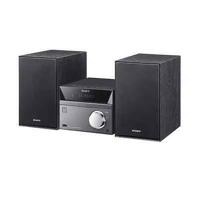NEW SONY Bluetooth CD/DVD/Tuner Micro Hi-Fi System with USB CMTSBT40D