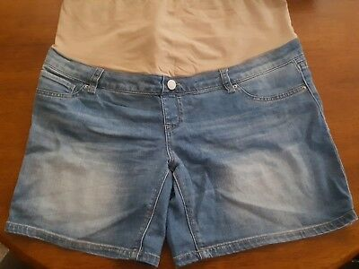 Jeans West size 16 Maternity Shorts