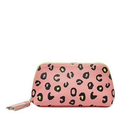 NEW Home Republic Wild Collection Dusty Rose Cosmetic Pouch 29cm x 8cm x 14cm
