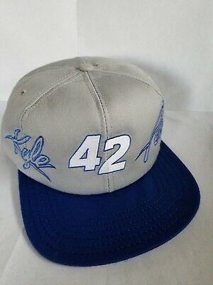 35f690f6fdf KYLE PETTY VINTAGE Snap Back Hat 90 s NASCAR Coors Light AUTO RACING ...