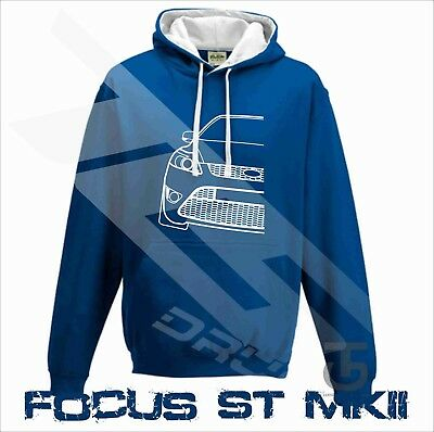 Ford Focus ST MK2 Hoodie Pullover