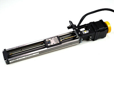 THK KR20 200mm Actuator Module - Coupling + Stepper Motor + Damper - Z axis,CNC