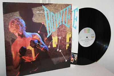 David Bowie Lets Dance Lp 1983 Emi Orig Uk Aml 3029  Pop Glam Rock Dance Ex/Vg+