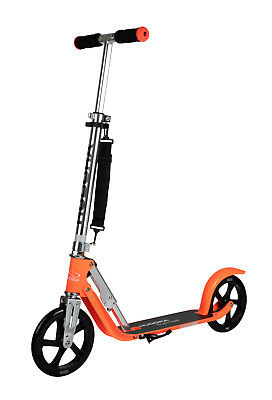 Hudora Scooter / Roller Big Wheel 205 RX PRO limited edition 2019 NEON