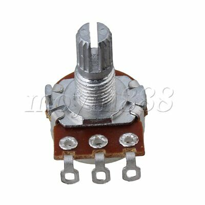 10 Piece Guitar Rotary Potentiometer A500K Audio Tone Switch for Electric Guitar