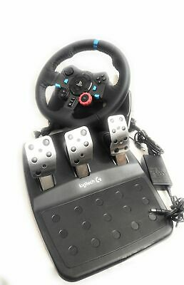 Logitech G29 Driving Force Racing Steering Wheel & Pedals PS3/PS4 & PC EU