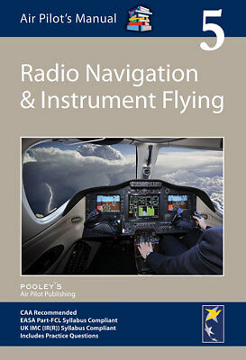 The Air Pilot's Manual 5 : Radio Navigation  by Trevor Thom *LATEST EDITION*