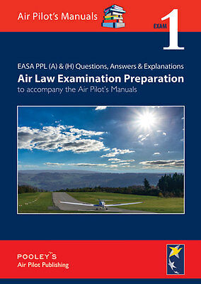 Air Pilot's Manual  Q&A PPL Air Law Exam 1  Preparation *LATEST EDITION*