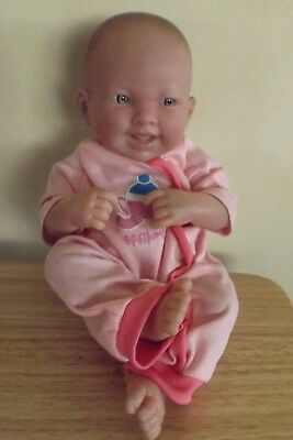 Berenguer baby girl doll - dressed