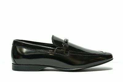 New in Box Versace Collection Men's Black Slip On V90S441