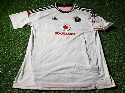 orlando pirates south africa african soccer football extra large mans jersey
