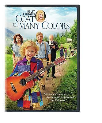 Coat of Many Colors Various NR 0883929538409 DVD TOP SELLING AOI NEW