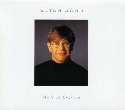 Elton John  Made In England  Music Book  Piano/vocals/guitar  Rare