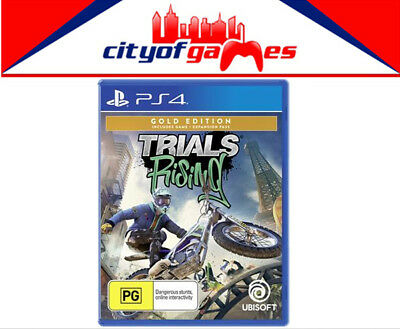Trials Rising Gold Edition PS4 Game Brand New & Sealed In Stock