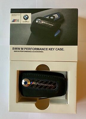 BMW  M Performance Lettering Logo Key Holder Fob Cover Case UK Seller 🇬🇧