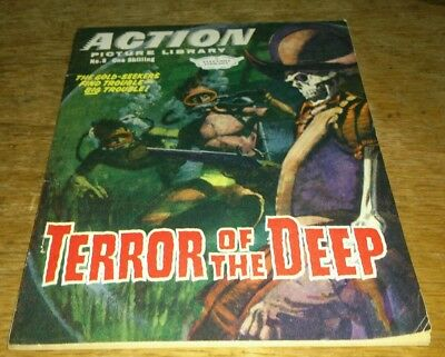 Action Picture Library No 8, 1969