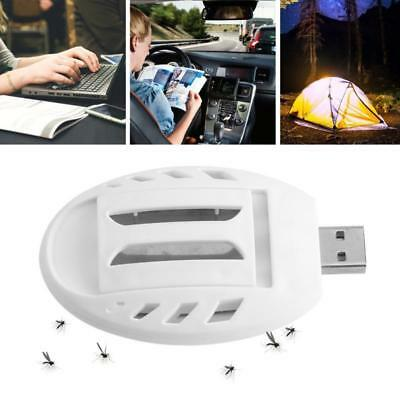 1 Pcs Mini USB Electric Mosquito Repellent Heater Killer Fly Insect Bug Trap New