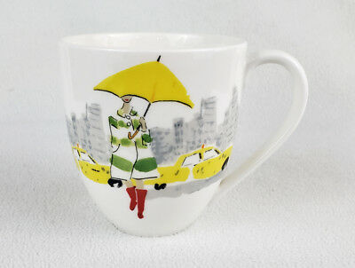 "Kate Spade New York by Lenox Muses ""Cosmopolitan"" 12 Oz. Coffee Mug"