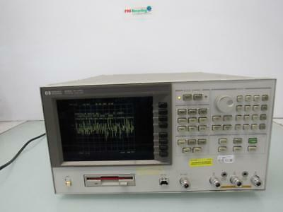 HP 8751A Network Analyzer 5Hz - 500MHz w/Option 002