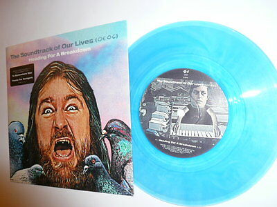 """SOUNDTRACK OF OUR LIVES Heading for a breakdown - 7"""" Single 2005 - new!"""