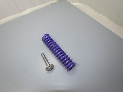 Stearns Pressure Spring, purple, for 8700 series brake, 5-66-3078-00  NEW