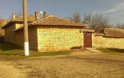 House property in Preselka village, Bulgaria. 80 km from the sea. Freehold VIDEO