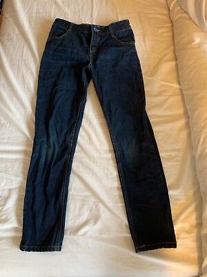 Ted Baker boys blue jeans age 10 years.